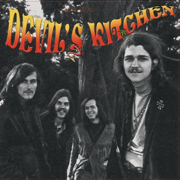 Devil's Kitchen cover